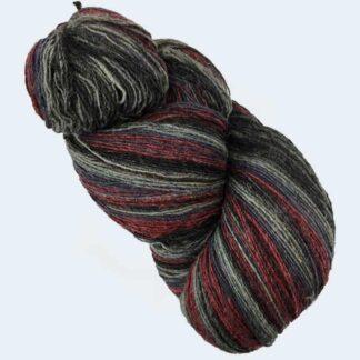 Пряжа дундага (dundaga), пасма артикул: WB012-61, толщина 6/1